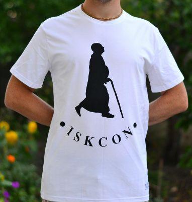 """Футболка """"ISKCON"""""""