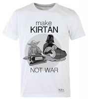 """Футболка """"Make Kirtan Not War"""""""