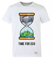 "Футболка ""Time for Eco"""