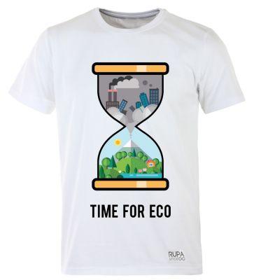 "Футболка ""Time for Eco"""